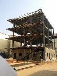 Multi Story Steel Building
