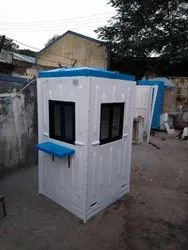 FRP Economical Security Cabin
