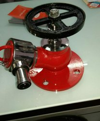 Stainless Steel Red Hydrant