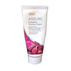 Assure Fairness Cream, Packaging Size: 60g, Packaging Type: Tube