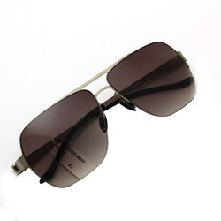 Male Mercedes-Benz Style Branded Sun Goggles