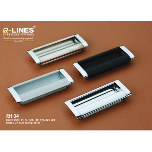 R-Lines Aluminium High Grade Concealed Door Handle, Rs 30 /piece ...
