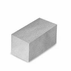 Rectangular Aac Cellular Lightweight Concrete Brick, For Side Walls,Partition Walls