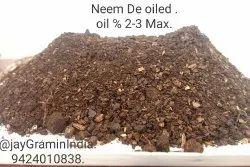 De Oiled Neem Cake