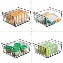 Under Shelf Metal Storage Basket