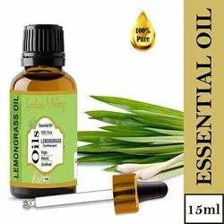 Indus Valley 100% Pure Lemongrass Essential Oil