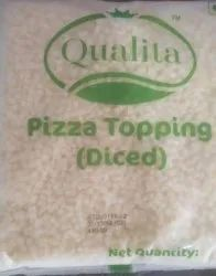 Mozzarella Cheese Diced, Packaging Size: 2 Kg, Packaging Type: Pouch