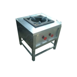 Single Burner Cooking Range, For Commercial Kitchen