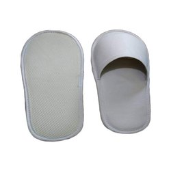 White Terry Disposable Slippers