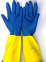 Chlorine Natural Color Latex Hand Gloves