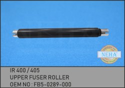 Neha Xerox Machine Upper Fuser Roller IR 400 / 405 FB5-0289-000
