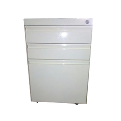 Metal Pedestal Drawer