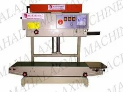 Continuous Pouch Sealing Machine (With Jack System)
