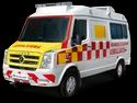 Force Traveller 3350 WB AC Cardiac Ambulance