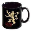 Custom Printed Mugs- Black