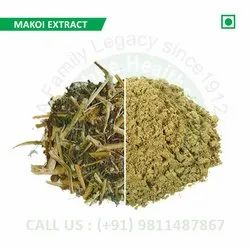Makoi Extract (Solanum Nigrum, Black Nightshade, Gurakani, Common Nightshade)