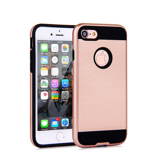 the best attitude 27f01 bc4e2 Iphone 7 Rose Gold Back Cover