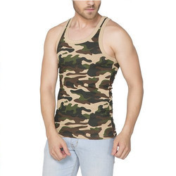 Saffari Clifton Men's Army Vest