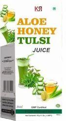 Aloe Honey Tulsi Juice