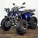 Blue 200CC Bull ATV