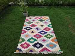 Cotton Handwoven Area Rug