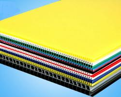 PP Corrugated Sheets - Polypropylene Corrugated Sheets, PP ...