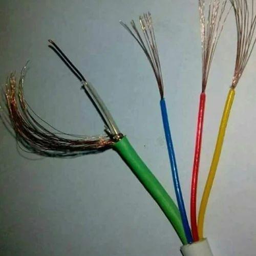 3 Plus 1 CCTV Cable