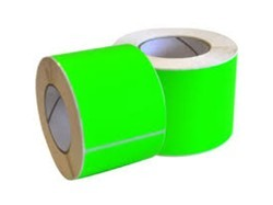 Fluorescent Label Rolls