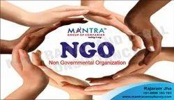 NGO Non Profitable Organisation Service