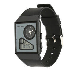 Analog Digital Fancy Latest Design Watch
