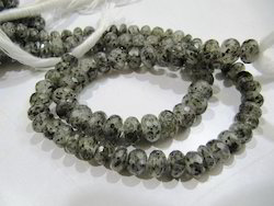 Real And Natural Dot Quartz Beads