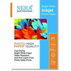 260 GSM Photo Paper