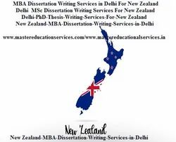 New Zealand Thesis Writing Services