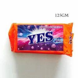 125克白色洗涤剂蛋糕,形状:长方形
