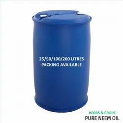 Neem Oil (Cold Pressed)