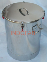 Stainless Steel SS Air Tight Container