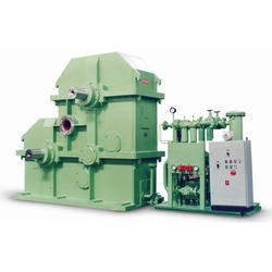 Piercing Mill Gearbox