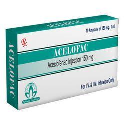 Aceclofenac Injection 150 mg