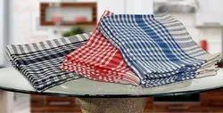 Check Kitchen Towel, 250-350 GSM