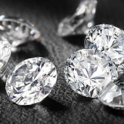 DEF VVS-VS CDV LAB Grown Diamonds