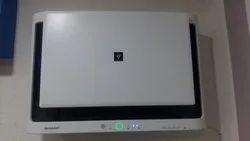 SHARP, Daikin FU-551K Room Air Purifier, Room Size: 40m2