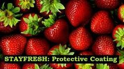 Stayfresh : Protective Coating For Export Vegetables And Fruits