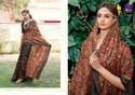 Shangrila Konkona Linen Cotton Saree Catalog Collection