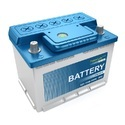 Industrial Battery Label