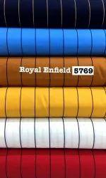 Multivolour Stripe Shirting Fabric