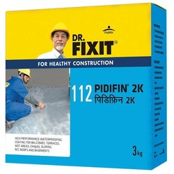 Dr. Fixit Pidifin 2K Waterproof Coating