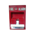 White Ravel Fire Manual Call Point