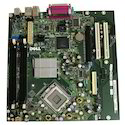 OptiPlex 745 Desktop Server Motherboard Part No. 0RF705
