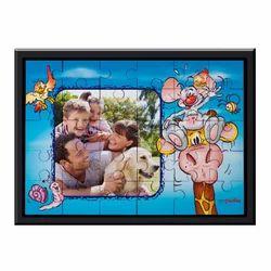 VHB-Puzzle Sublimation Hardboard Photo Frame