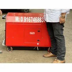 3kW Soundproof Bajaj-M Petrol Generator Set